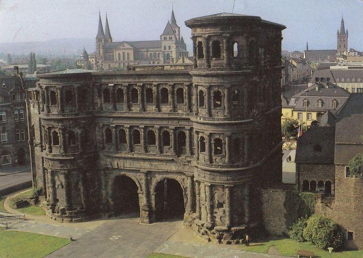 Трир-Германия-Порта-Нигра-г510.jpg (1597×1135)