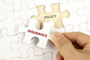 Insurance policy construction is a question of law