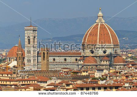 Florence Cathedral (Duomo di Firenze), Tuscany, Italy