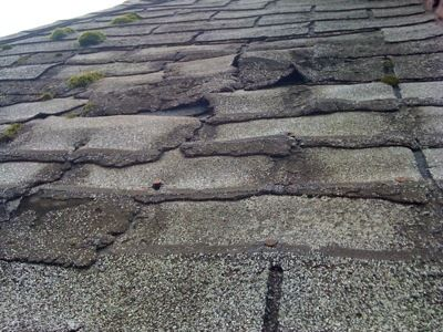 Here are five signs you may need a #newroof or #roofrepair. http://goo.gl/4WlmDv