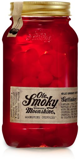 Moonshine Cherries - Ole Smoky Moonshine Tennessee