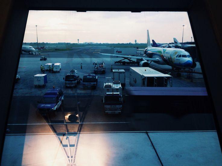 Suwannabhumi airport