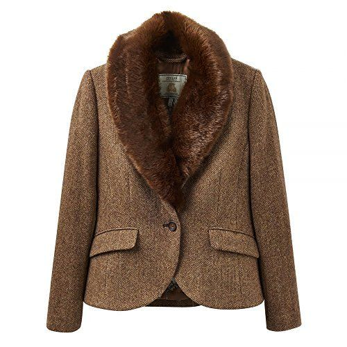 "100% wool Faux fur Length 63cm   	 		 			 				 					Famous Words of Inspiration...""A person who doubts himself is like a man who would enlist in the ranks of his enemies and bear arms against himself. He makes his failure certain by himself being the first person to be convinced of...  More details at https://jackets-lovers.bestselleroutlets.com/ladies-coats-jackets-vests/casual-jackets/product-review-for-joules-wilomena-tweed-womens-jacket-x/"