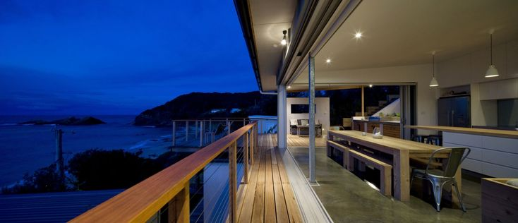 Seal Rocks House 5 by bourne blue architecture