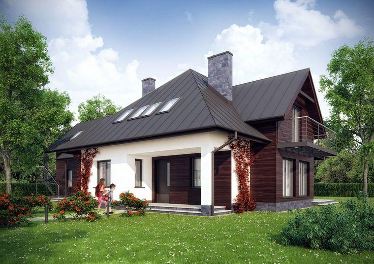Gotowe projekty: domy weselne, karczmy, pensjonaty, dworki, zajazdy, baseny, karczmy, pensjonaty, żłobki, przedszkola | ProjektyGotowe.pl