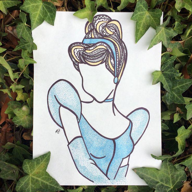 25 best ideas about cinderella sketch on pinterest