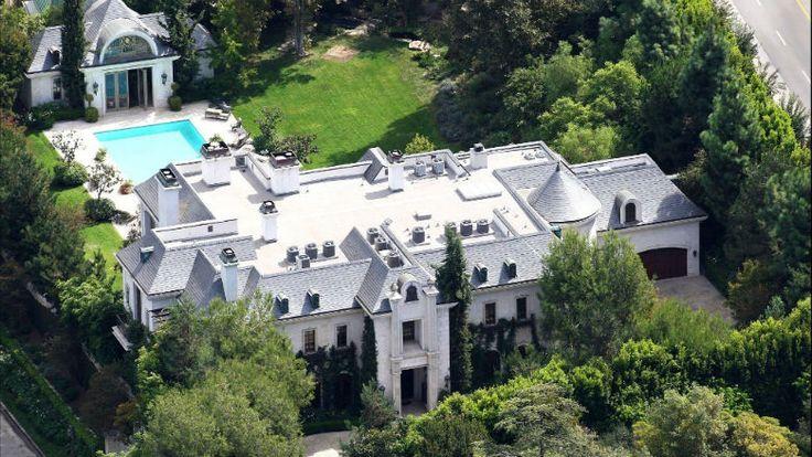 Mansiones de Michael Jackson