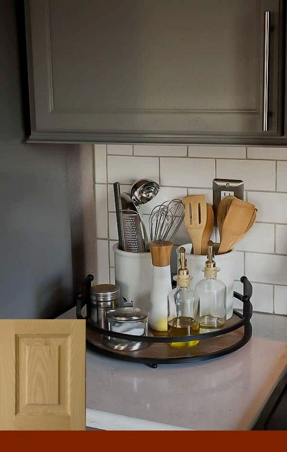 Refinish Metal Cabinets Yourself #smallkitchenremodeling # ...