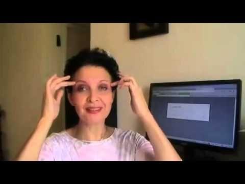 Глазоробика - упражнения Мэрилин Рой для улучшения зрения - YouTube