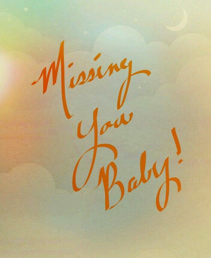 Miss You Baby Image : image, Nancy, Steward, Beauty, Morning, Quotes,, Quotes