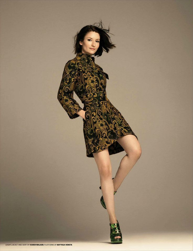 Emmy Magazine - Issue 03 - 0006 - Chyler Leigh Network |