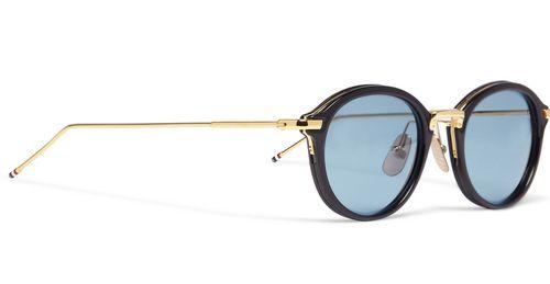 Thom Browne sunglasses ~ Old Man Fancy.
