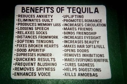 Breaking News: Tequila Will Make You Live Longer