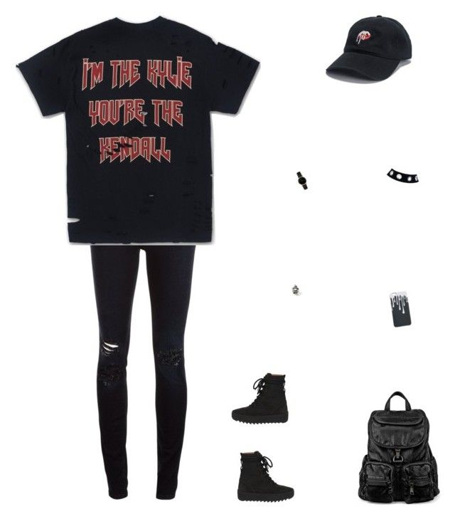 """""""Kylie💋"""" by celmad on Polyvore featuring Closed, adidas and Freedom To Exist"""
