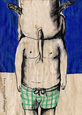 no title, by Cristina Gardumi, 2016