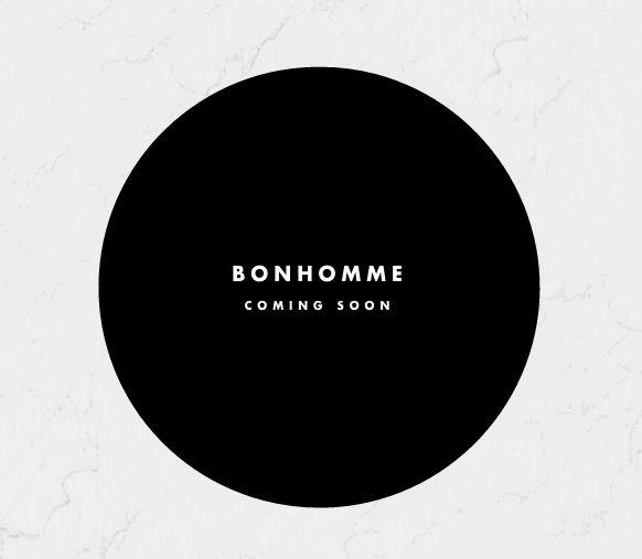 Interactive Logo http://bonhommeparis.com/