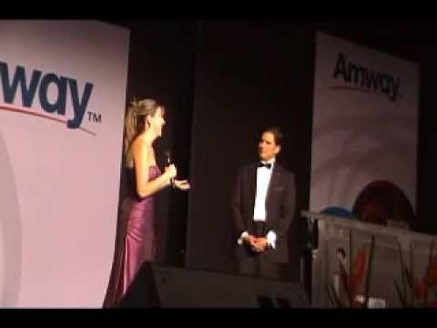 Gala Amway - Reconocimiento Fer y Cata Palacio
