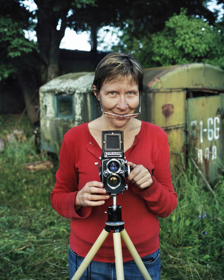 """""""I think that my life becomes interesting through people"""" Inta Ruka is one of Europe's most noteworthy photographers. For thirty years she has taken hauntingly beautiful portraits of the faces of Latvia. Filmmaker Maud Nycander portrays her friend who, despite her renown, still works as a cleaner at the Swedish embassy in Riga. The Photographer from Riga   http://aje.me/1a1BFkV"""