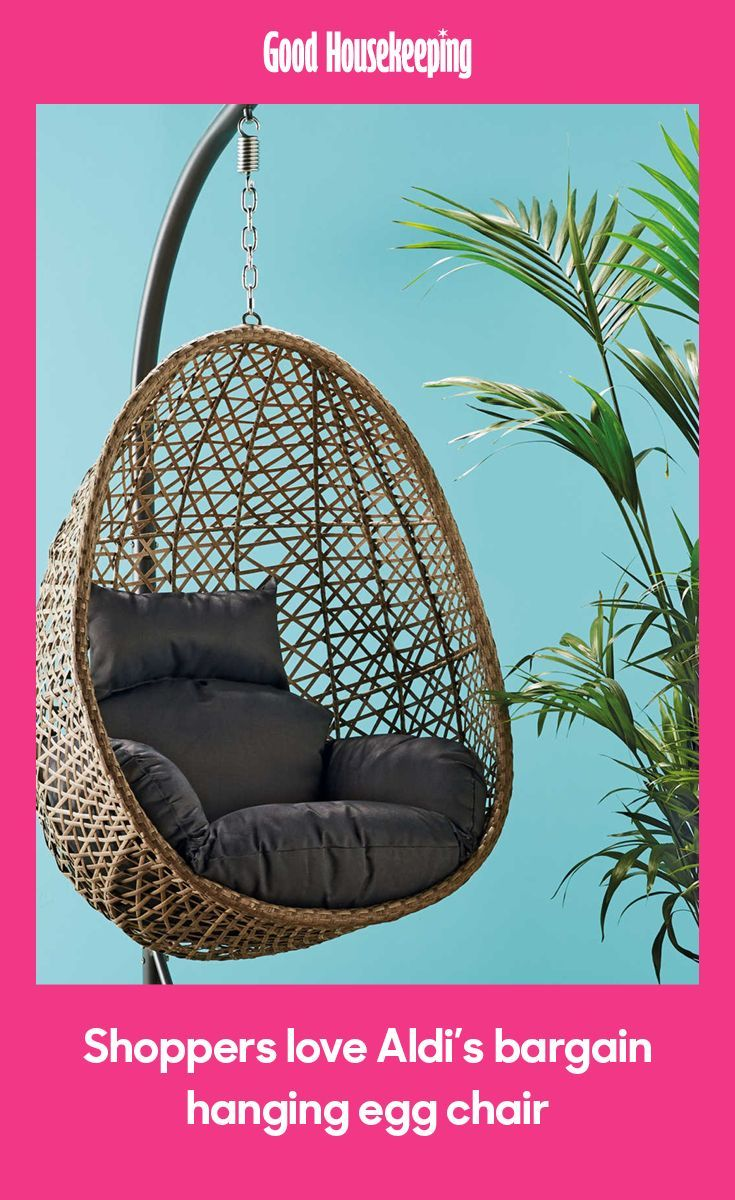 Shoppers Can T Stop Praising Aldi S Bargain Hanging Egg Chair