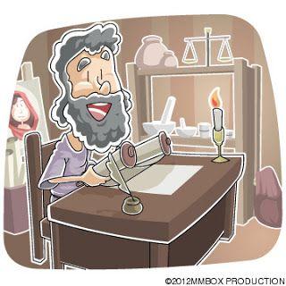 Classe du dimanche: La Bible 3 : Comment lire la Bible?