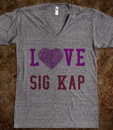 Sigma Kappa: Pink