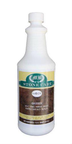 Granite countertop sealer that is safe for food preperation surfaces. Sealing granite countertops  yourself with Ultimate Pro Granite and Dense Stone Penetrating Sealer. Best Granite Sealer we've found.