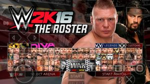 WWE 2K16 android download