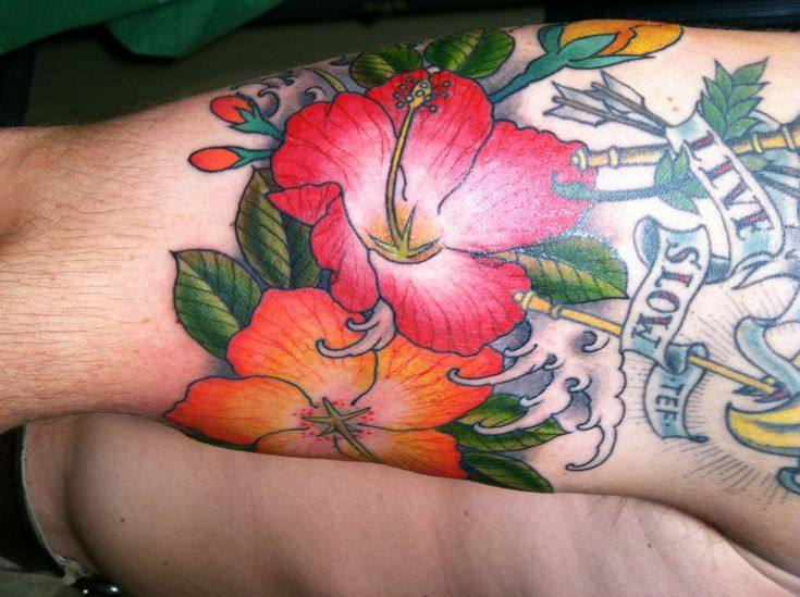 Flower tattoos - tattoo designs, tattoo ideas, tattoo pictures, It can also be used as a symbol of beauty. Description from newtattoogallery.com. I searched for this on bing.com/images