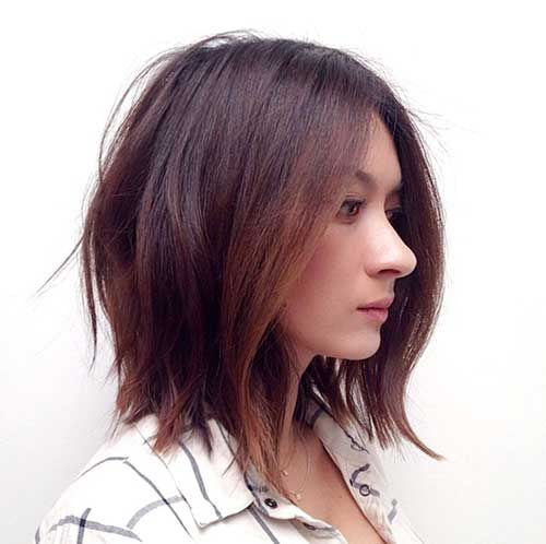 Strange 1000 Ideas About Short Brunette Hair On Pinterest Brunette Hair Short Hairstyles Gunalazisus