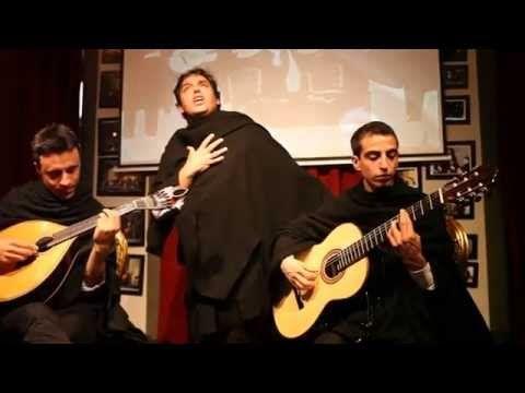 "Fado de Coimbra, João Farinha, ""Feiticeira"" - YouTube"