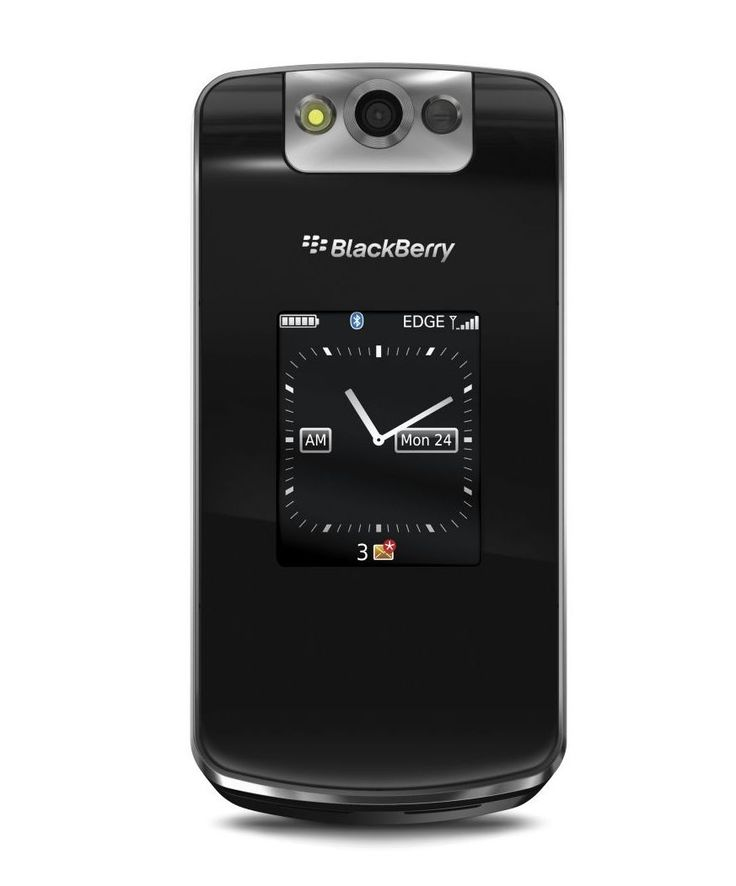 BlackBerry Pearl Flip 8220 - снимки