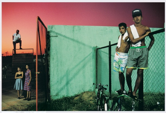 alex webb: sancti spiritus, cuba, 1993