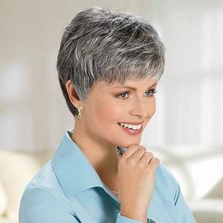 Short hair styling guide for mature women