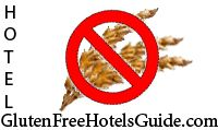 Check and find a suitable gluten free hotel. #glutenfree, #glutenfreetravel