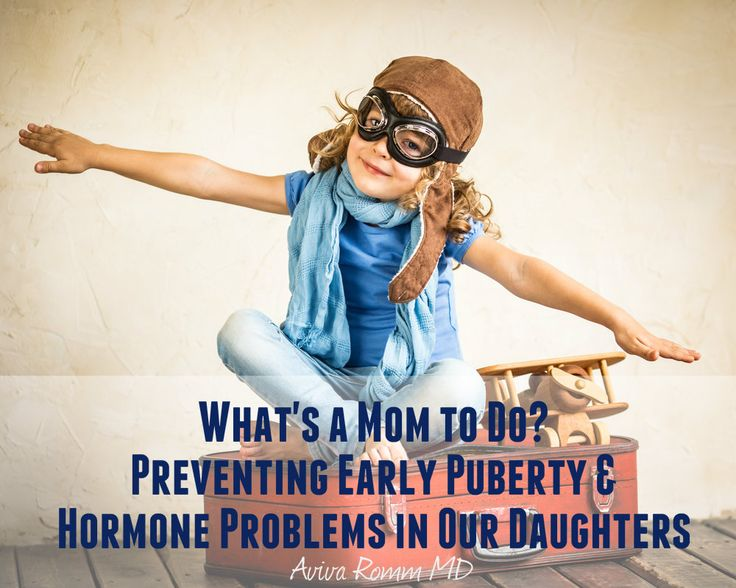 As a mom of 3 daughters, and a young granddaughter, I am concerned about our girls' reproductive health. I'd like to share why. For years scientists have disagreed whether early puberty was really an emerging phenomenon. Now there's no doubt. Girls are getting their periods earlier. Many about a year earlier, according to a 2007 article...Read more