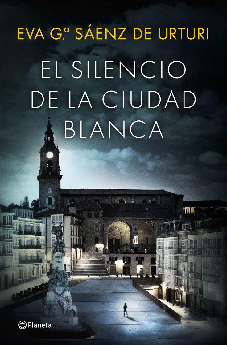 """""""El silencio de la ciudad blanca"""", una novela negra absorbente que se mueve entre la mitología y las leyendas de Álava, la arqueología"""