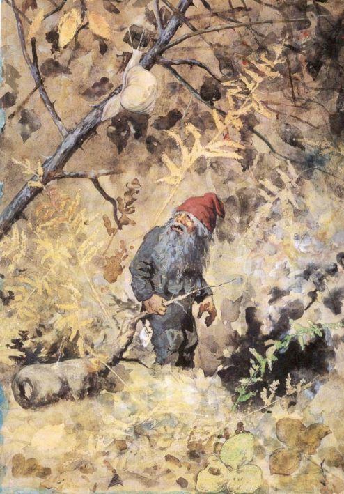 Theodor Severin Kittelsen. Goblin
