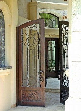 165 Best Mediterranean Doors Images On Pinterest