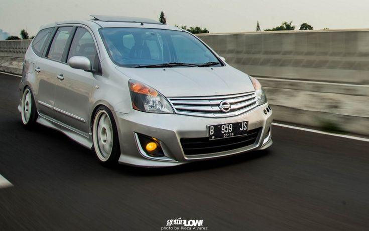 Andri's 2011 Nissan Grand Livina 1.5