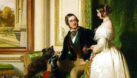 A Timeline of Queen Victoria & Prince Albert's Courtship