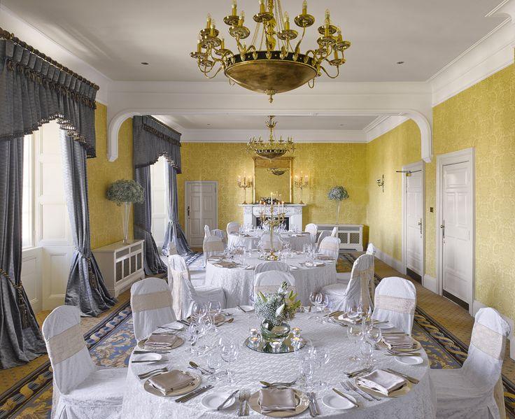 Wedding Dinner in Seamount