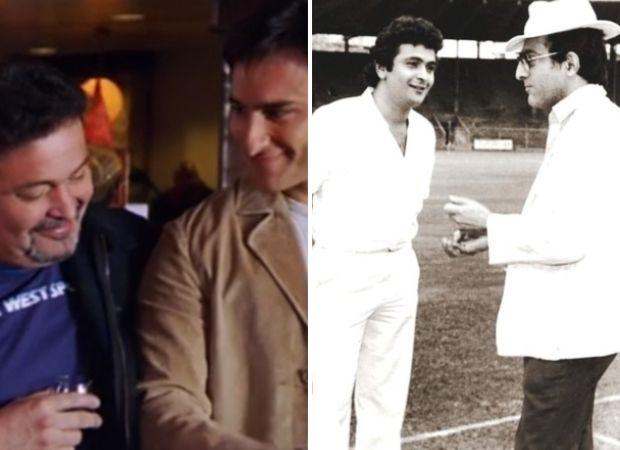 Kareena Kapoor Khan Remembers Her Chintu Uncle Shares Moments When He Had A Drink With Saif Ali Khan In Hum Kareena Kapoor Khan Bollywood Songs Randhir Kapoor