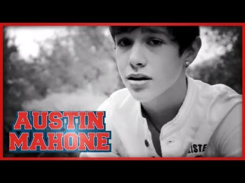 Someone Like You - Adele music video cover by Austin Mahone with lyrics