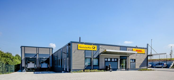 Zustellstützpunkt DP-DHL Nümbrecht ahrens & eggemann