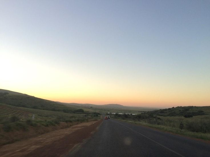 On the road to @rockingthedaisy! Hello beautiful #SouthAfrica