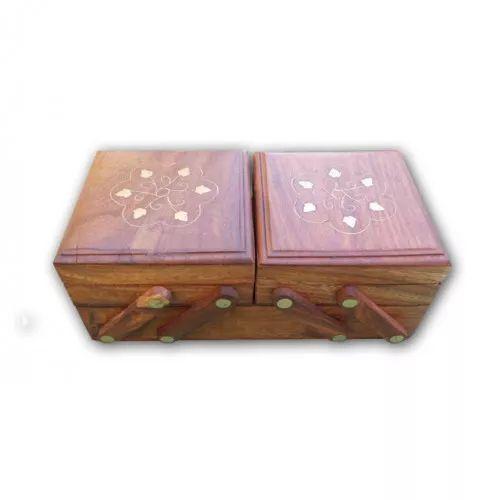 Designer Wooden Jewellery Box