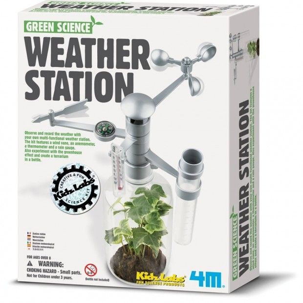 4M 4M Weather Station