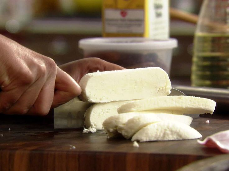Paneer: Homemade Indian Cheese recipe from Aarti Sequeira via Food Network