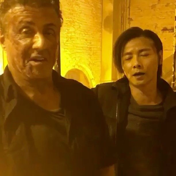 """6 Likes, 2 Comments - Movies Worlds (@movies_king) on Instagram: """"Escape plan 3 : sylvester stallone & Max Zhang"""""""
