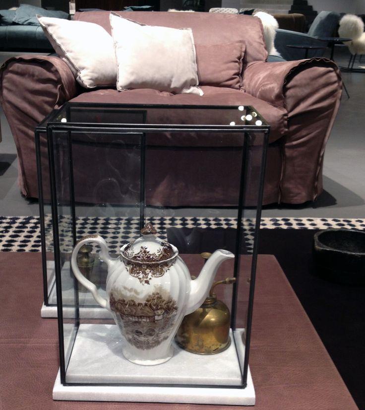 Teapot composition at #BaxterCinema